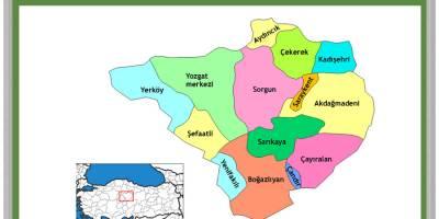 Yozgat Şefaatlı Alevi Köyleri