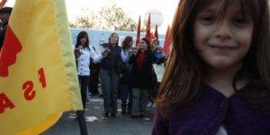 Aleviler İstanbul'da tek ses oldu