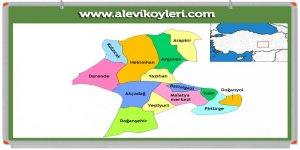 Malatya Arguvan Alevi Köyleri