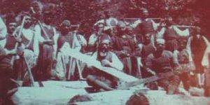 Antalya Tahtacıları-Alevileri