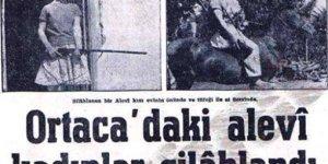 Muğla Ortaca Alevi Tahtacı Türkmen Katliamı (5-16 HAZİRAN 1966)
