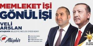 AKP Ataşehir Meclis üyesi adayı sözde bir Alevi Dedesi