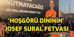 Alanya Müftülüğü: ''Josef Sural'ın ardından Rahmet dilemeyin''