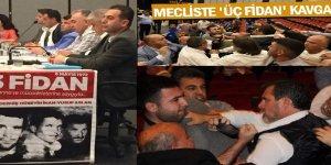 Muratpaşa Belediye Meclisinde 3 Fidan Kavgası