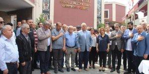 UĞUR KURT KADLEDİLİŞİ'NİN 5. YILINDA VURULDUĞU YERDE ANILDI