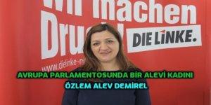 Özlem Alev Demirel Avrupa Parlamentosuna Seçildi!