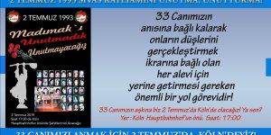 2 TEMMUZ'DA KÖLN'DEYİZ