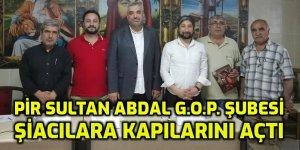 Pir Sultan Abdal GOP Şubesi kapılarını Şiacı misyonerlere açtı