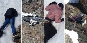 Kar eridi, 25 sığınmacının cansız bedeni ortaya çıktı