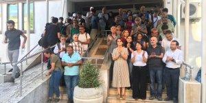 Dersim Belediyesi polisler tarafından basıldı: Etkinlik engellendi