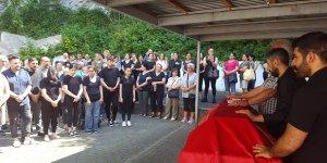Almanya'da eski eşi tarafından öldürlen Bahar Yaylagül toprağa verildi
