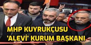 MHP kuyrukçusu Mersin Toroslar Cemevi Başkanı Hüseyin Değerli