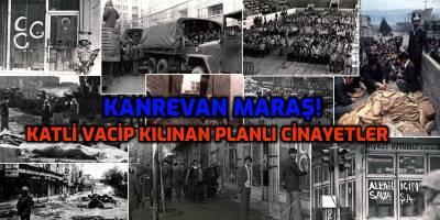 Onarılamayan Yara Maraş Katliamı 41. Yılında