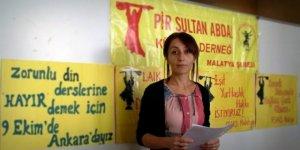 Songül Tunçdemir hakkında açılan davanın karar duruşması bugün