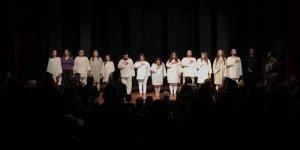 Batıkent'te, 'Maraş'tan Bir Haber Geldi' tiyatro oyunu yoğun ilgi gördü