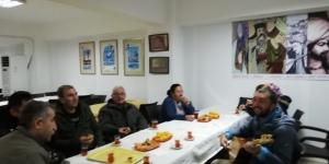 Datça Cemevi'nde Gaxan etkinliği yapıldı
