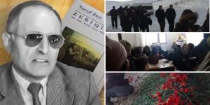 Koçgirili Yazar Karadağ'ın cenazesi camiden kaldırıldı!