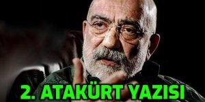 Ahmet Altan'dan ikinci ATAKÜRT yazısı diye sunulan Kürtler yalan çıktı