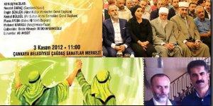İran - Diyanet ve Alevi kökenli işbirlikçi misyonerlerin akıl Hocası: Ali Yeral
