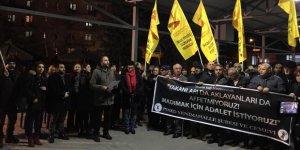 Aleviler Batıkent'te ve Mamak'ta Sivas hükümlüsünün affedilmesini protesto etti