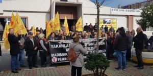 Psakd Ataşehir Cemevi: Madımak katliamcısının affedilmesi kabul edilemez