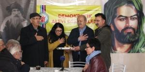 DAD Ankara Şubesi'nde Xızır cemi öncesi buluşma gerçekleşti