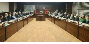 Elazığ'da İçişleri Bakanı'na 'Alevi sorunları ve çözüm önerileri' raporu sunuldu