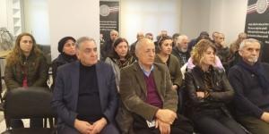 Koçgiri Kültür Derneği'nde Tarih-Toplum-Hafıza Xızır Söyleşileri
