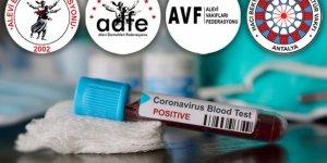 4 Alevi kurumundan açıklama: Koronavirüs nedeniyle faaliyetler iptal edildi