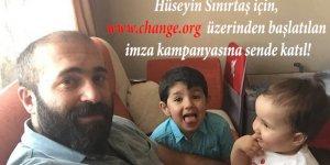 Hüseyin Sınırtaş için change.org imza kampanyasına sende katıl
