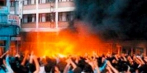 'Sivas Katliamı'nın firari üç sanığı aranan teröristler listesine eklensin'