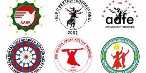 Alevi kurumları: ''Darbeye Karşı Demokrasi Yürüyüşü''nü destekliyoruz