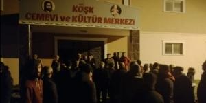 Köşk Cemevi Başkanı Koçak: Tedbirler alındıktan sonra normalleşme sürecine geçeceğiz