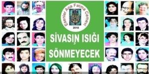 Esenler Ana Fatma Cemevi, Sivas'ta katledilen 33 canı anacak