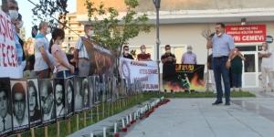 HBVAKV Silivri Cemevi Sivas Katliamı'nın 27. yılında anma düzenledi