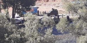 Askeri araçlar Munzur Gözeleri'nde; peyzaj çalışması başlatılıyor