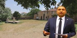 Kenanoğlu, Kadıncık Ana Evi için Kültür ve Turizm Bakanını göreve çağırdı