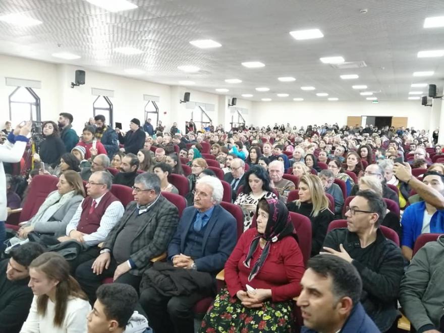 Garip Dede Dergahı'nda 'Xızır Aşkına Muhabbet' etkinliği yapıldı