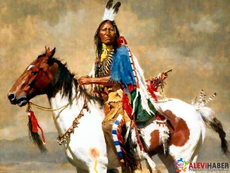 Atlı Kızılderili