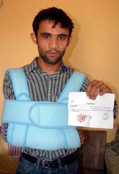 Kağızman'da 'mahalle baskısı' iddiası