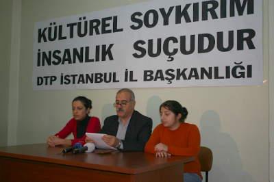 DTP 8 Kasım'da Kadıköy'de