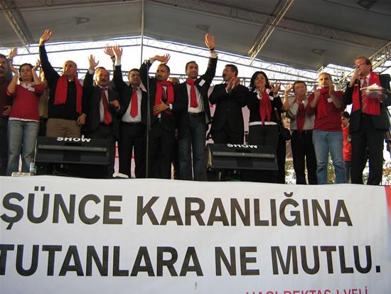 ABF: 6 Mart'ta İzmir'de Tek Yürek Tek Ses Olacağız