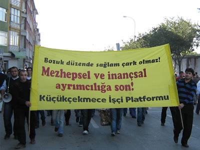 """""""Aleviler CHP'den Kopuyor, Geleceğini Solda Arıyor"""""""