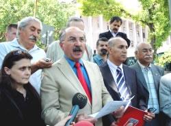 Alevi Bektaşi Federasyonundan suç duyurusu
