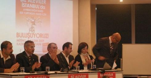 Aleviler 8 Kasım'da, Kadıköy'de, Bir Milyon Kişiyi Toplamaya Hazırlanıyor
