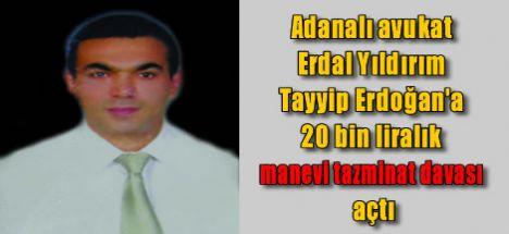 Alevi Vatandaş Tayyip Erdoğan'a Dava açtı