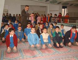 Öğretmenin İslam müfredatı