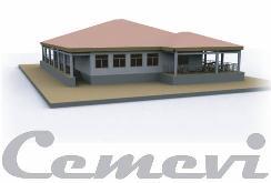 Bingöl'de ikinci cem evinin temeli atıldı