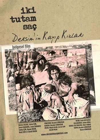 """""""Dersim'in Kayıp Kızları"""" beyaz perdede"""