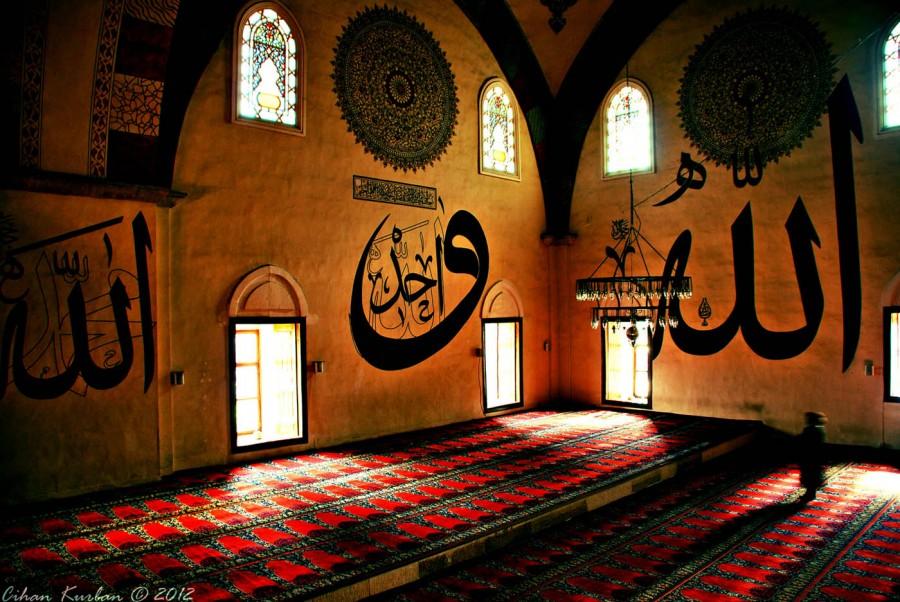 Aleviler Camiye gidermi
